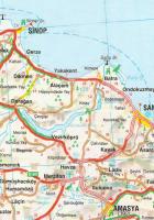 sinop haritası resimleri