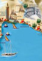 Antalya Haritası Resimleri