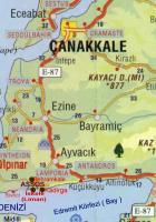 çanakkale boğazı haritası