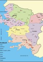 ege bölgesi haritası resimleri
