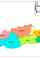 güney doğu anadolu haritası resimleri