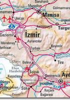 Bornova Haritası Resimleri