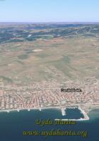 şarköy uydu görüntüsü