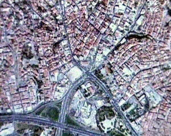istanbul uydu görüntüsü