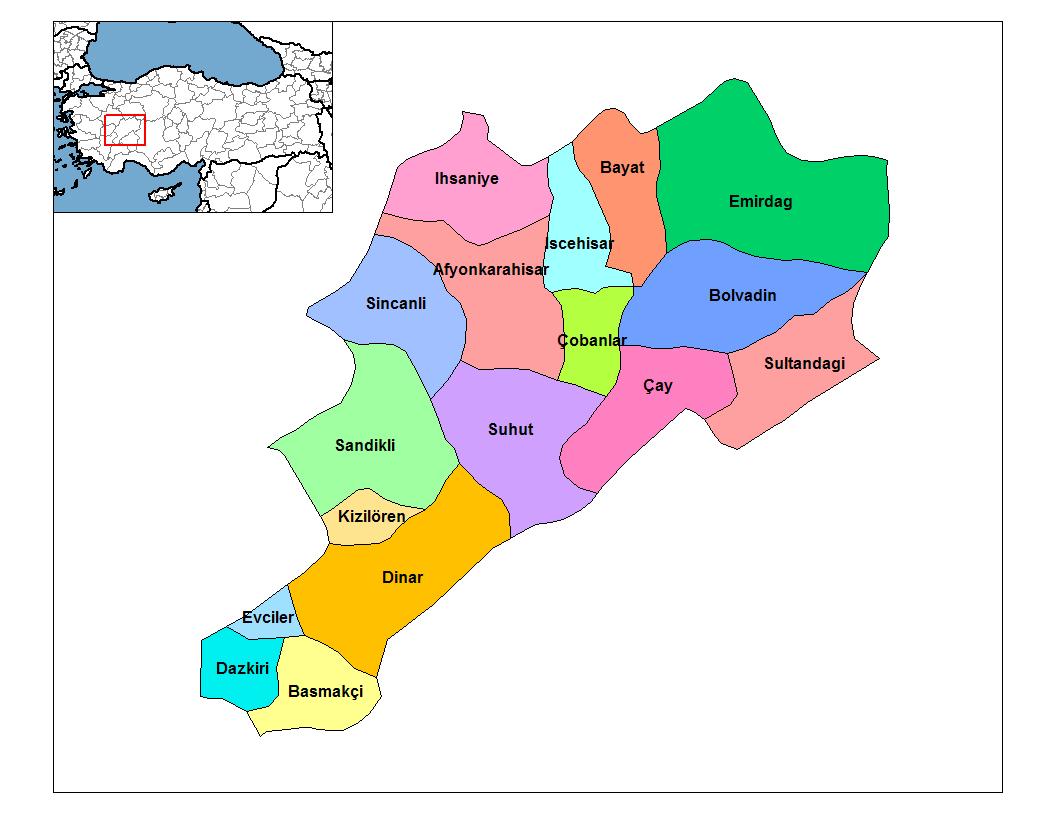 afyon haritasi 3