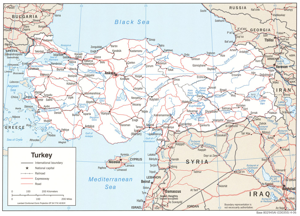 Boş Türkiye Haritası Türkiye Haritası Uydu Harita