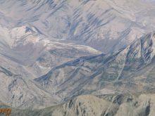 Dağlıca uydu görüntüsü
