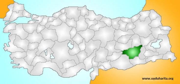 diyarbakir haritasi