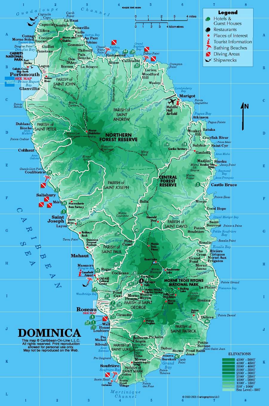 dominica_map