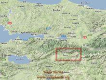 geyve uydu görüntüsü