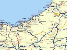 artvin hopa haritası resimleri