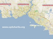 istanbul semt haritası resimleri