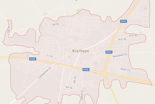 Mardin Haritası