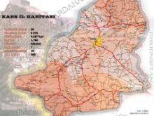 Kars Haritası Resimleri