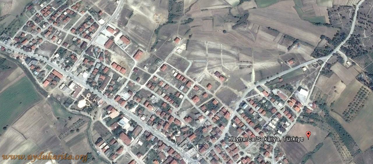 kaynarca uydu görüntüsü