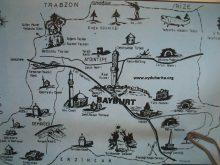 bayburt haritası resimleri