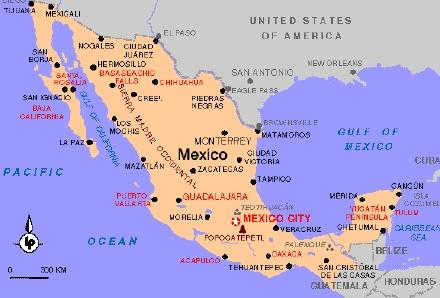 МЕКСИКА МОЖЕТ ОБРАТИТЬСЯ В ООН ИЗ-ЗА СТРОИТЕЛЬСТВА СТЕНЫ НА ГРАНИЦЕ С США