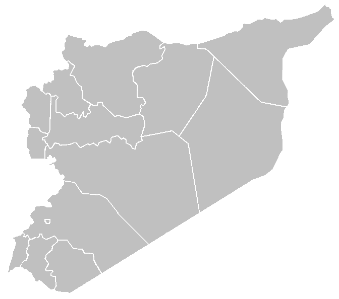 blank of syria