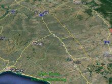 tekridağ saray uydu görüntüsü