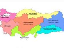 turkiye bolgeler dilsiz haritasi 1