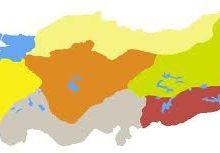 turkiye bolgeler dilsiz haritasi 2