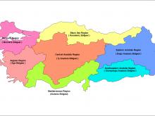 turkiye bolgeler haritasi 2