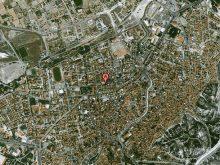 burdur uydu görüntüsü